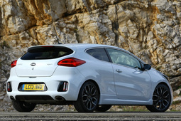 Kia Develop Their First Hot Hatch The Pro Cee D Gt