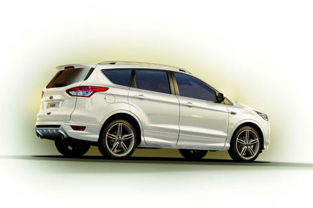 Image Result For Ford Kuga X Pack