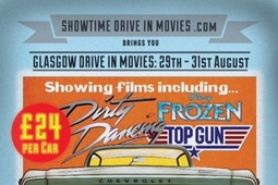 Showtime drive-in movies comes to Glasgow