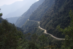9 of the world's most dangerous roads
