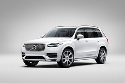 The new Volvo XC90 – Price, specification and images