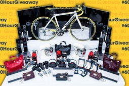 The Arnold Clark 60 Hour Giveaway returns