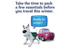 Arnold Clark supports the Scottish Government's 'Ready for Winter' campaign