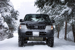 The best cars for a winter ski trip