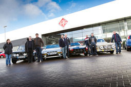 GTG Training prepares cars for Monte Carlo Rally