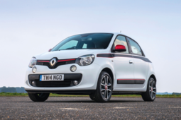 The Renault Twingo awarded 'Design of the Year'