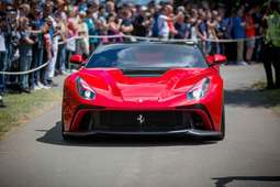 Goodwood Festival of Speed 25-28 June – what to expect