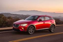 Mazda CX-3: Styling, spec, and price