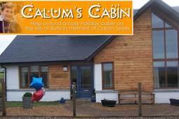 The Kiltwalk: Spotlight on Calum's Cabin