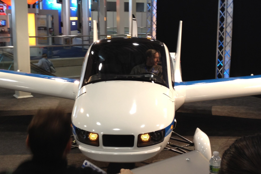 Say hello to the world's first production-ready flying car ...