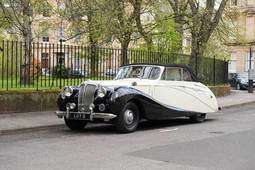 Inside Sir Arnold Clark's classic car collection: Part 4 – Cars with royal connections