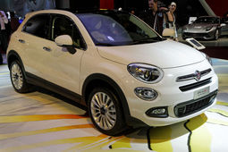 EXCLUSIVE: The New Fiat 500X Preview Weekend