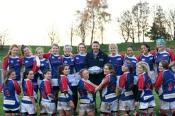 Arnold Clark sponsors Newcastle University Women's Rugby team