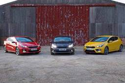 Kia cee'd relaunched for 2015
