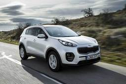 All-new Kia Sportage  – made to wow