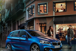 BMW 2 Series Active Tourer – the perfect companion