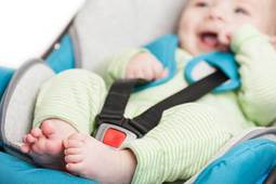 Training course launched after 'appalling' child car seat discovery