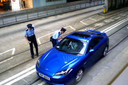 The top 10 craziest car laws in the world