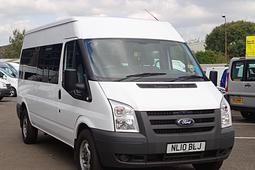 Ex-Rental Van Release –Arnold Clark now selling ex-rental minibuses