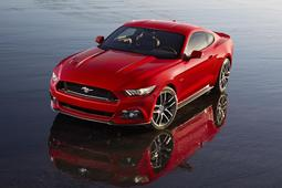 Ford Mustang for Europe revealed