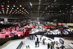 The new cars to check out at the 2014 Geneva Motor Show