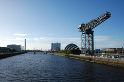 Top 5 attractions in Glasgow