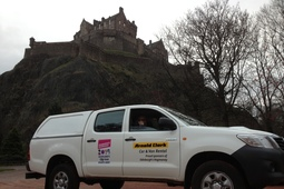 Arnold Clark is proud to sponsor Edinburgh's Hogmanay
