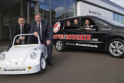 Arnold Clark is the proud sponsor of Peter and Roughie's Football Show!