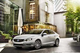 Volvo V60 and S60 win Premium Car of the Year at 2014 Fleet News Awards