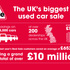 Real Sale infographic showing the huge savings our customers made last year