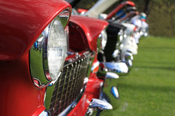 Calendar of summer events for car lovers