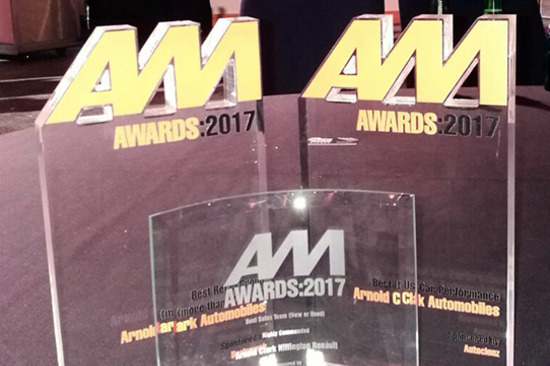Our 2017 AM Awards