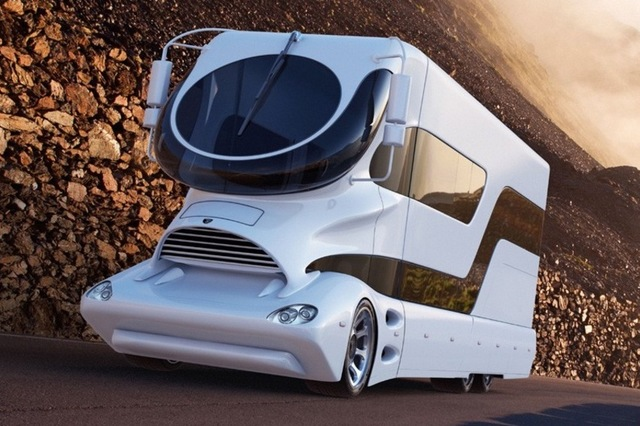 Elemment Palazzo: The caravan is 430 sq ft in size and boasts ...