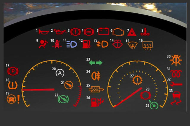 Chevy Dashboard Symbols Carburetor Gallery