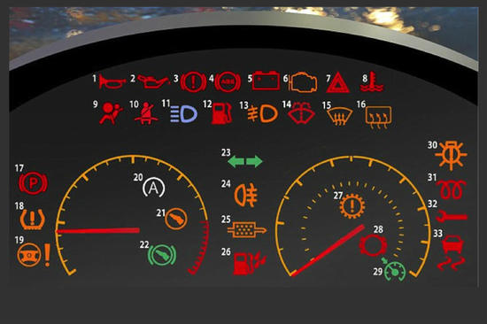 Isuzu Npr Dash Light Symbols Viewdulah