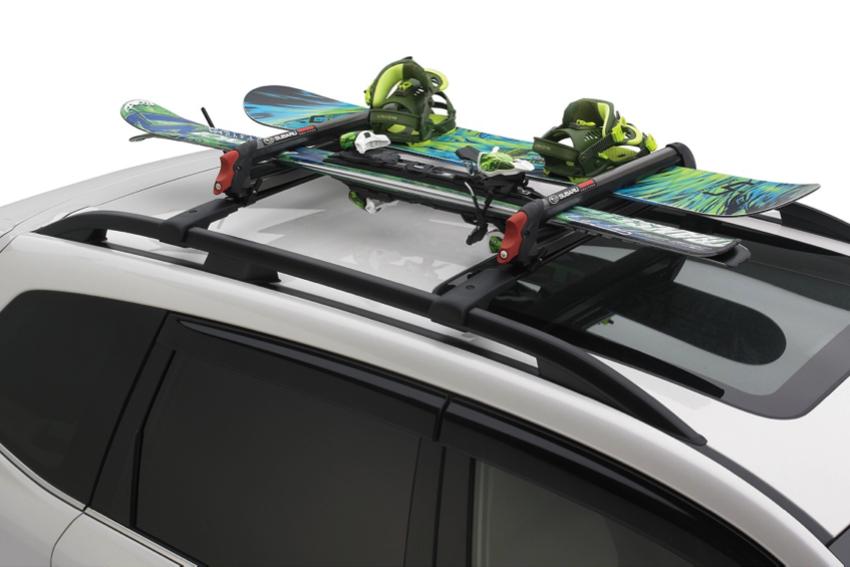 Ski Racks For Cars The Best Cars For A Winter Ski Trip