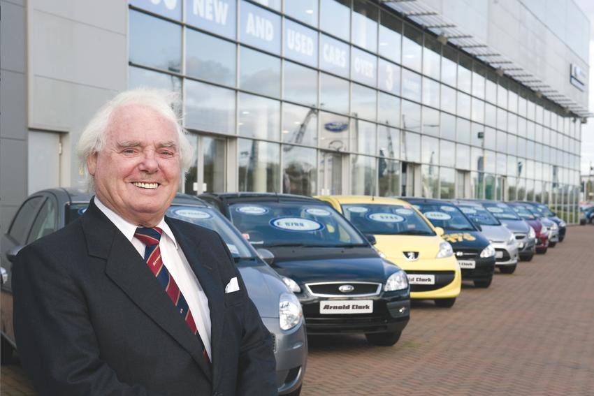 Arnold Clark Purchases Ness Motors