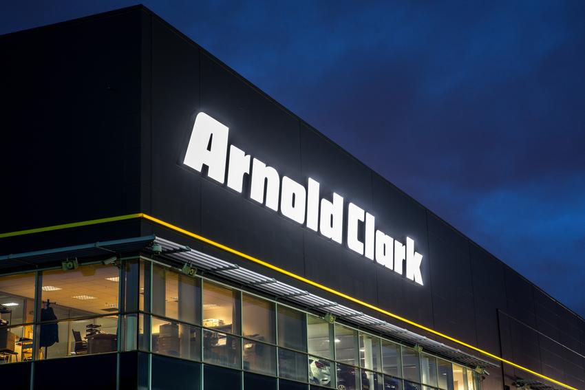 Arnold Clark announces Group-wide rebrand
