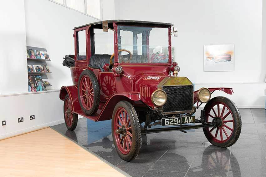 Sir Arnold Clark\'s classic cars: Part 1 – Ford Model T