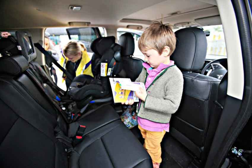 Good Egg In Car Safety Car Seat Checking Events