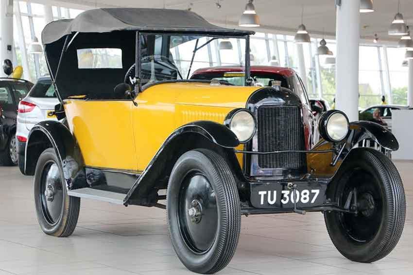 Sir Arnold Clark\'s classic cars: Part 2 – 1920s