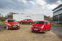 New models added to 'Just Add Fuel' – available to over 18s