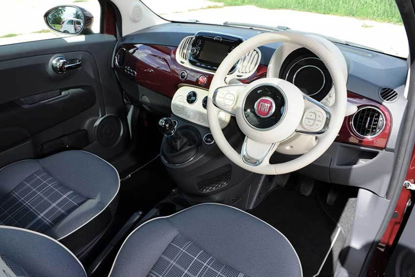 the new fiat 500 has arrived. Black Bedroom Furniture Sets. Home Design Ideas