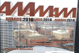 Arnold Clark scoops three gongs at the 2016 AM Awards