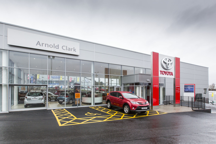 Arnold Clark Used Cars East Kilbride