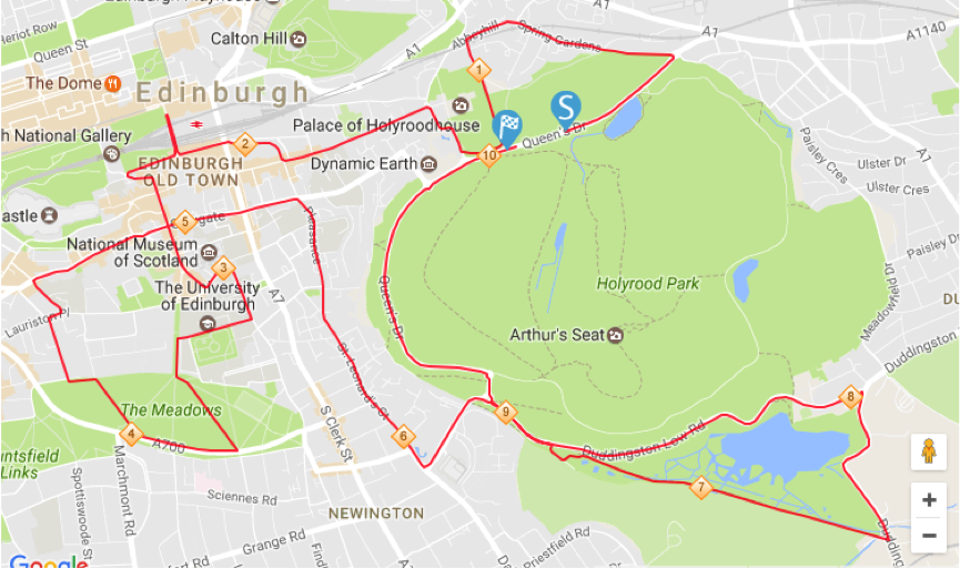 The Spectator S Guide To The Great Edinburgh Run
