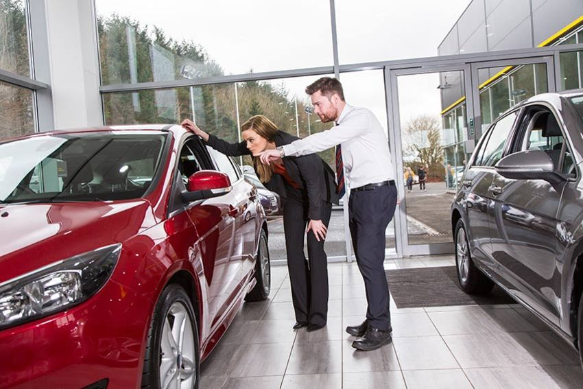 Can You Have Used Car Lot Repair Before Buying