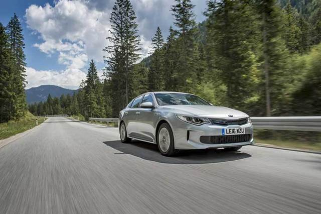 A spotlight on the kia optima phev for Kia motors mission statement