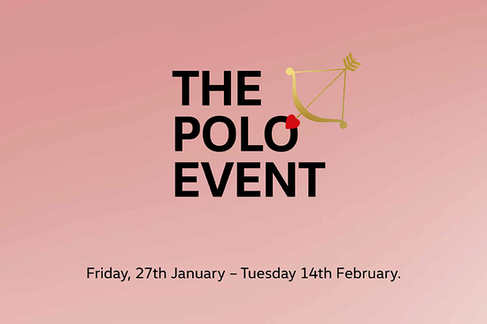 Don't miss the Volkswagen Polo Event