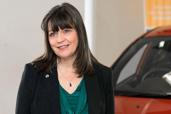 Clare Haughey MSP